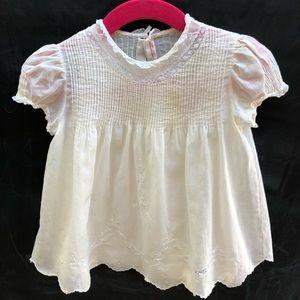 Other - 👶🏼 VINTAGE baby dress w/ slip